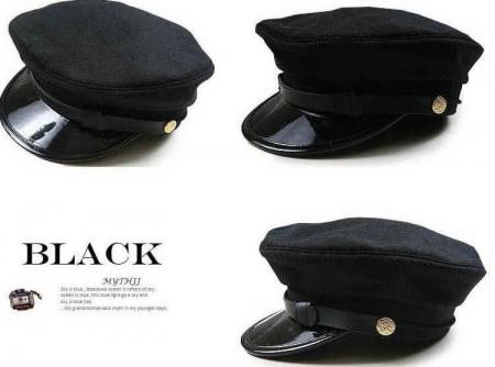 militarycapplainblack
